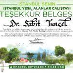 İstanbul Yeşil Alanlar Çalıştayı
