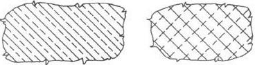 Şekil 4.5. İç diagonal dış yatay