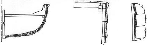 Resim 4.1. Bindirme yöntemi dış kaplama uygulanışı