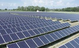 Şekil 1. Güneş Enerji Santrali (GES)