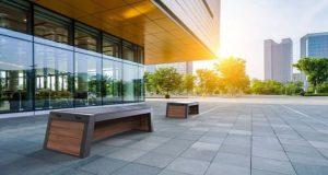 Şekil 7. Güneş Enerjili Akıllı Bank Örneği