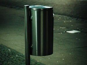 Şekil 6. Akıllı Çöp Kutusu